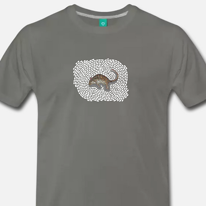 "Men's ""Dead Rat"" t-shirt"