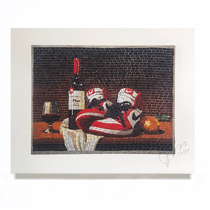 """""""Still Life 1985"""" signed & numbered limited edition print"""