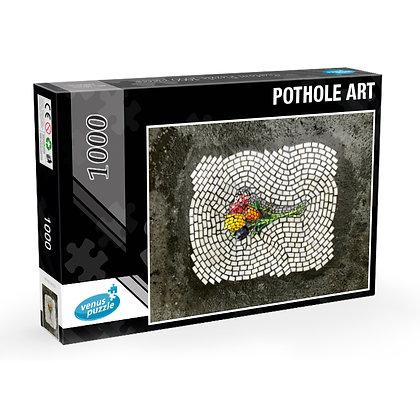 """Bouquet (NYC)"" 1000 piece puzzle"