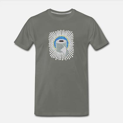 "Famous ""Holy Toilet Paper"" t-shirt"