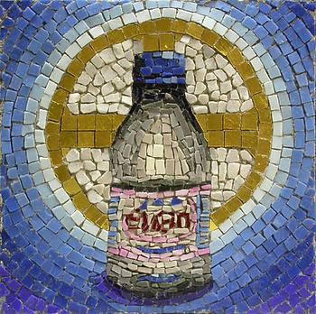 holy water, mosaic, bachor