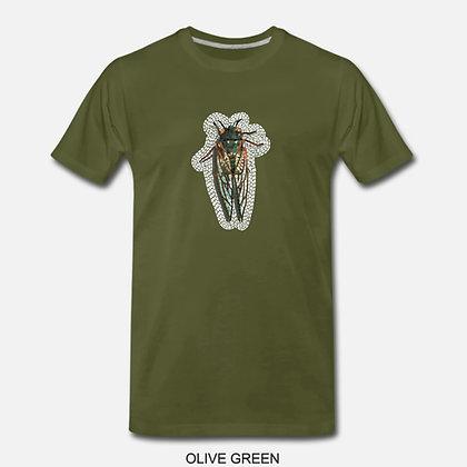 """Men's """"Cicada Invasion"""" t-shirt"""