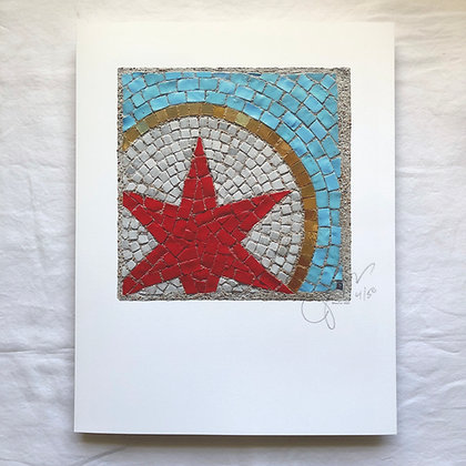 """""""Perpetual Star"""" signed & numbered limited edition print"""