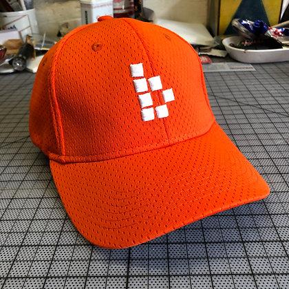Fitted bachor baseball cap