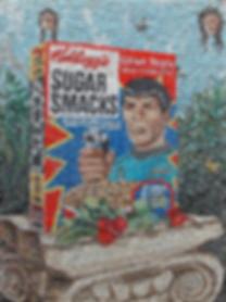 sugar smacks, mosaic, bachor