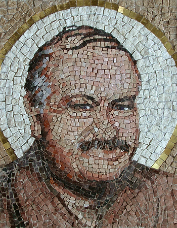 god that's a bad comb-over, mosaic, bachor