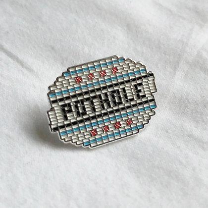 Original POTHOLE pin