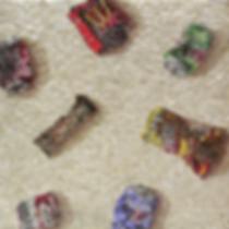 cafeteria floor, mosaic, bachor