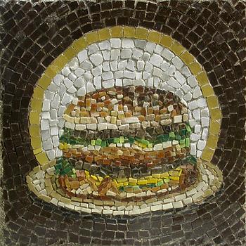 holy big mac, mosaic, bachor