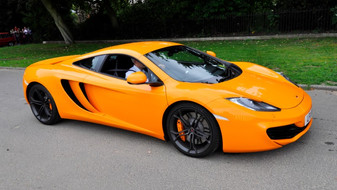 How Much Does It Cost to Insure a McLaren Supercar?