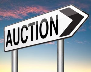 purchasing a car at auction