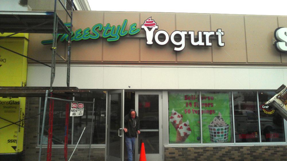 FreeStyle Yogurt Store #2