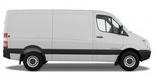 Sprinter Van - before
