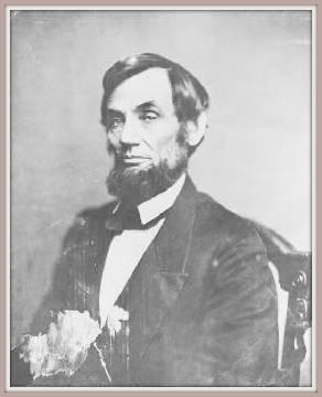 Abraham Lincoln April 4, 1861 by Mathew Brady