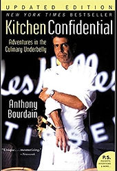 Kitchen Confidential Anthony Bourdain