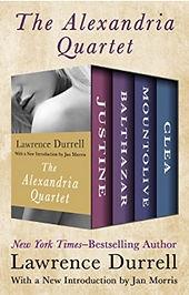 The Alexandria Quartet Lawrence Durrell