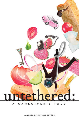 Untethered: A Caregiver's Tale Alzheimer's book novel