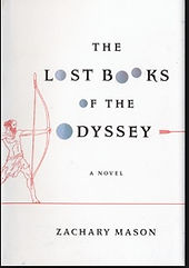 The Lost Books of The Odyssy Zachary Mason