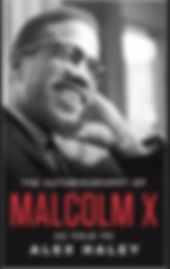 The Autobiography of Malcolm X Haley