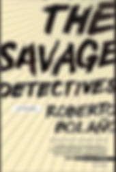 The Savage Detectives Robeto Bolaño