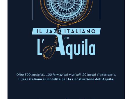 Il Jazz Italiano per L'Aquila - Sept 6, 2015