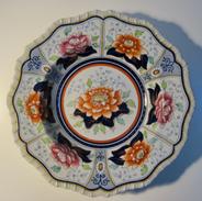 Georgian Ironstone Plate