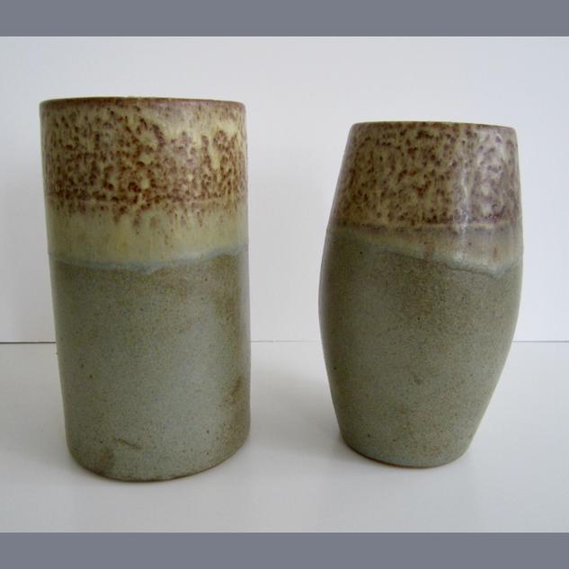 Craw Pottery Vases