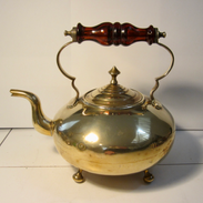 Victorian Toddy Kettle