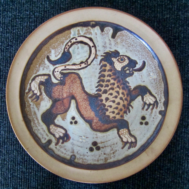 Sleat Pottery Charger