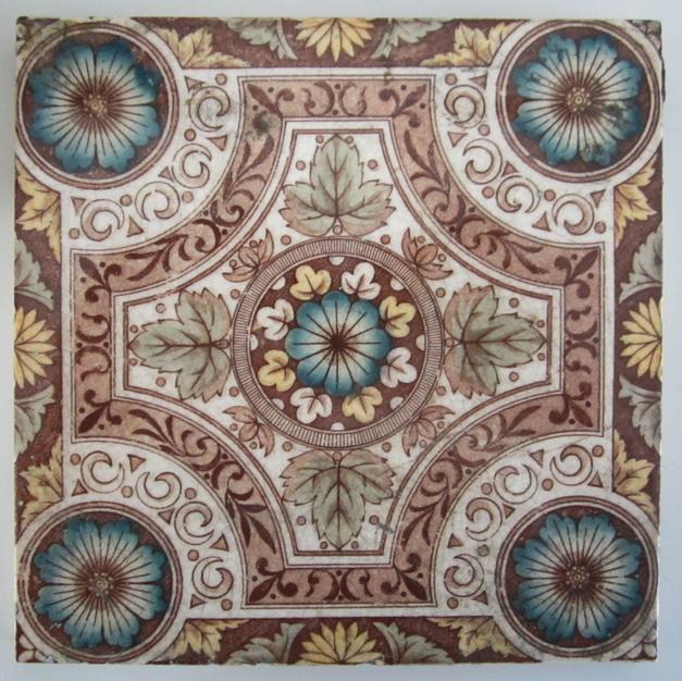 Georgian/Early Victorian Tile