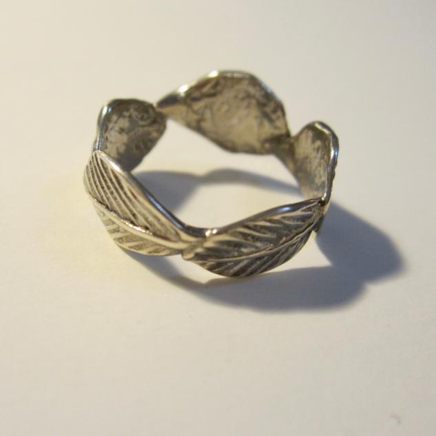 Leaf Ring 6