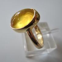 Pale Carnelian Ring