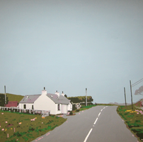 'Road To Gatehouse (A755)'