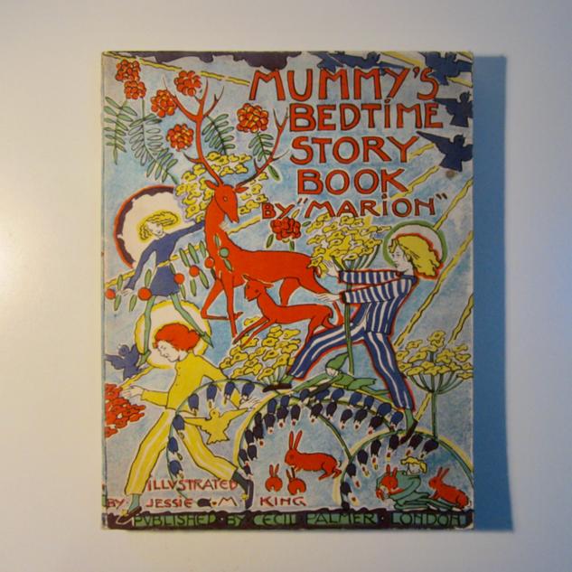 Jessie M. King 'Mummy's Bedtime Story Book'