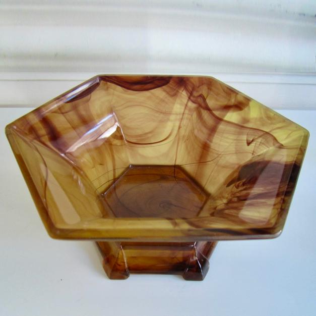 Davidsons Cloud Glass Bowl