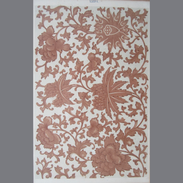 1860 Chinese Textile Print 4