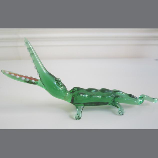 Murano 1950's Crocodile