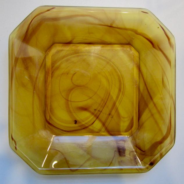Davidsons Cloud Glass Plate