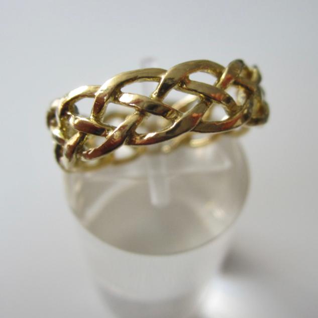 Plaited Ring
