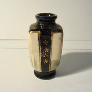 Satsuma Miniature Vase