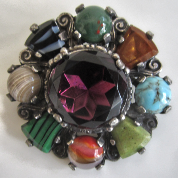 1950's Miracle Brooch
