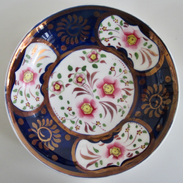 Gaudy Welsh Cup & Saucer