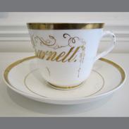 'Selina Barnett' Cup & Saucer