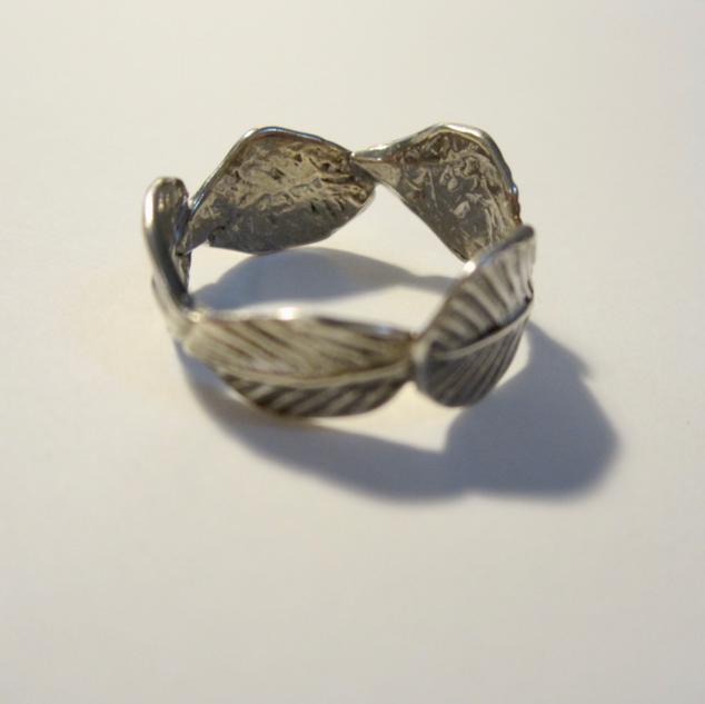 Leaf Ring 7
