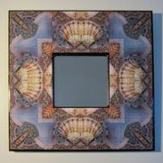 Maureen Briggs Decoupage Mirror