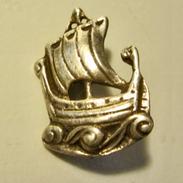 Scottish Silver Brooch
