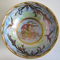 Maling Lustre Bowl