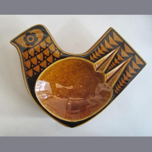 Hornsea Pottery Bird Dish