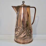 Arts & Crafts CopperJug