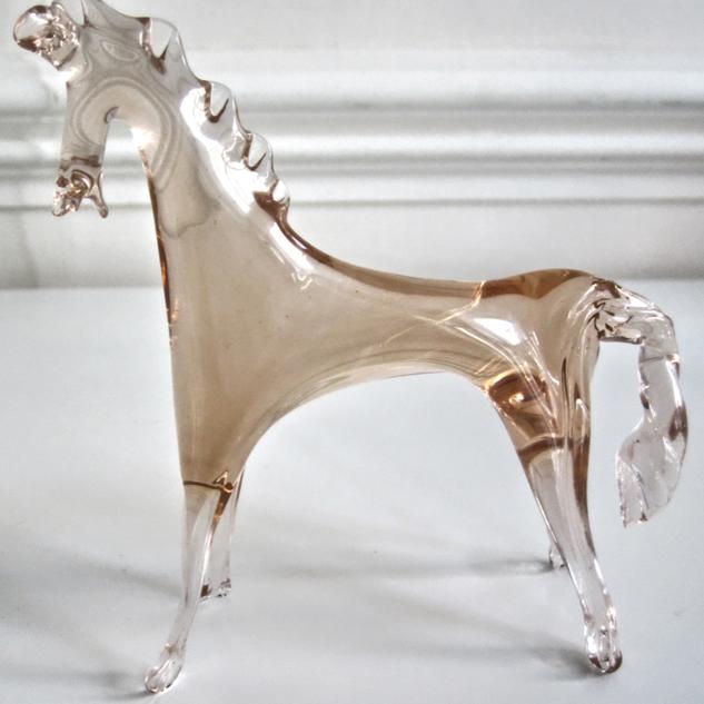 Murano1950's Horse